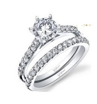 Wholesale Round Engagement Ring