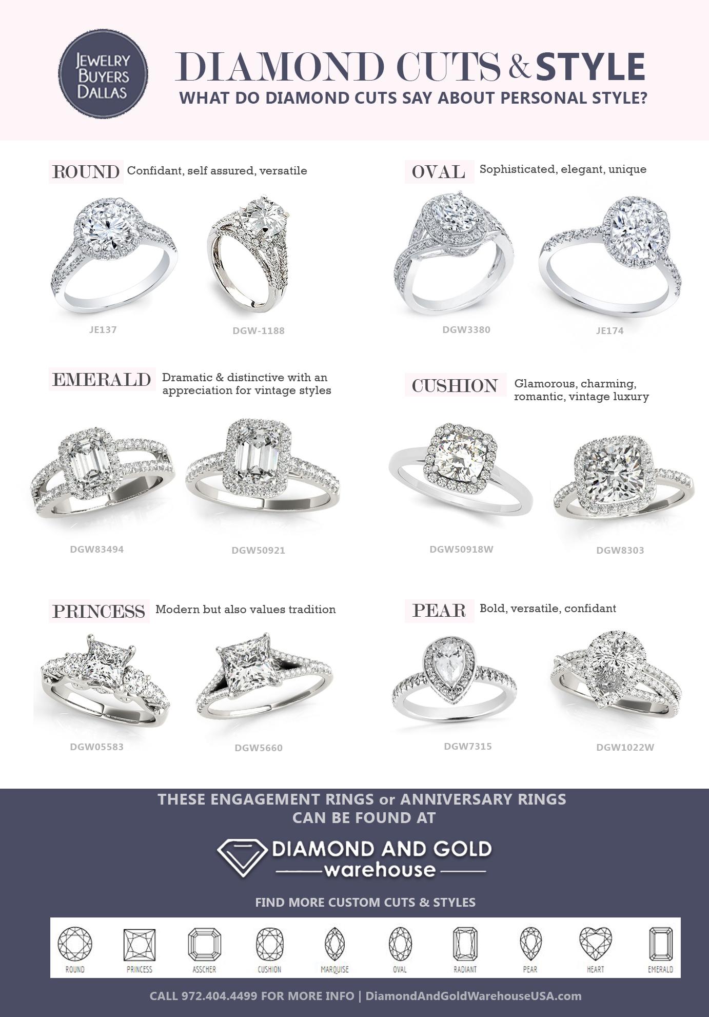 Wholesale Diamond Rings Dallas, TX